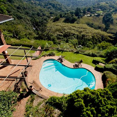 Kloof Falls Lodge